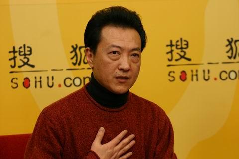 视频:《千手观音》主创搜狐现场表演即兴舞蹈