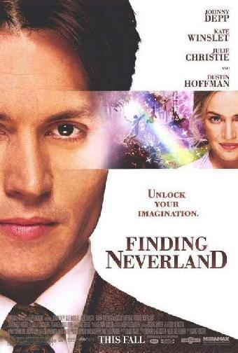 第77届奥斯卡热门电影推荐之《寻找梦幻岛》
