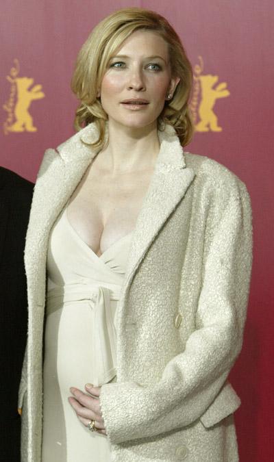 图:奥斯卡最佳女演员提名凯特-布兰切特