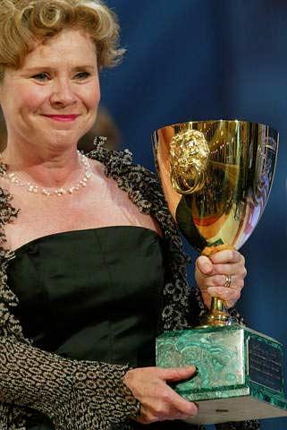 图:奥斯卡最佳女主角提名艾美达-斯丹顿