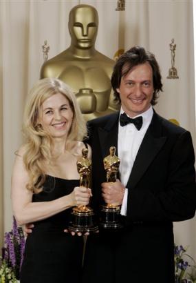 图:《雷蒙-斯尼奇的不幸历险》获最佳化妆奖