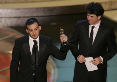 图文:《深海长眠》获得最佳外语片奖