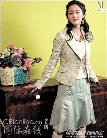 组图:05韩国SI品牌最新春装