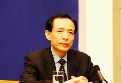 国家质量监督检验检疫总局副局长蒲长城(图)
