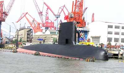 外电指基洛级潜艇进入交付高峰 我计划增购(图)