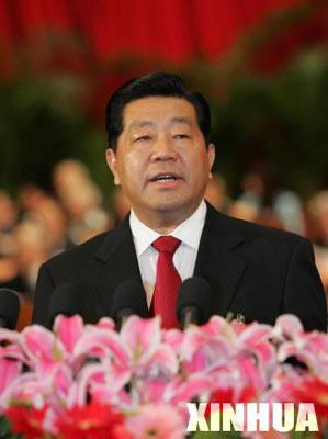 贾庆林:多做争取台湾人心工作 反对和遏制台独