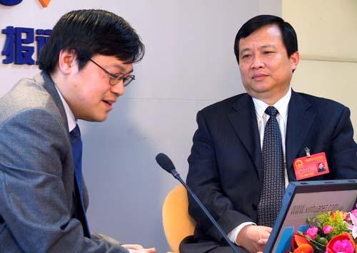 湖北仙桃市委书记:解决三农问题与构建和谐社会