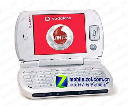 传说中的<a href='http://it.sohu.com/mobile/' target=_blank>手机</a> 首款<a href='http://it.sohu.com/7/0404/46/column219924625.shtml' target=_blank>3G</a> PPC来自沃达丰