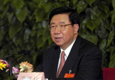 图文:十届全国人大三次会议举行新闻发布会(7)