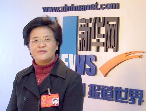 如皋市委书记陈惠娟做客本网