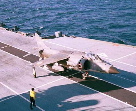 印度海鹞式战斗机将装备以色列的雷达(组图)