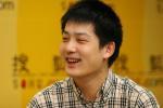 图文:常昊做客搜狐聊天 回答网友提问谈笑风生