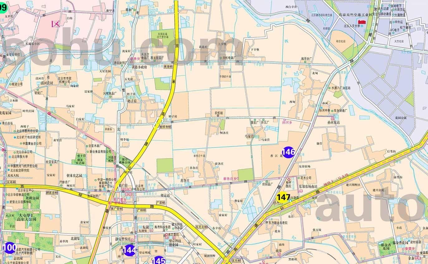 北京加油站地图查询-搜狐汽车
