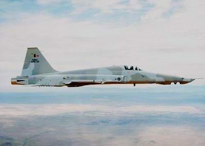 马来西亚将选su-30战机替换美国f-5e战斗机(图)