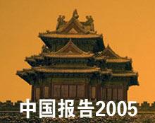 中国报告2005