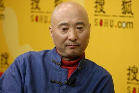 陈佩斯:我和赵本山的市场价码不一样(视频)