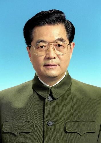 外电评述胡锦涛当选国家军委主席(图)