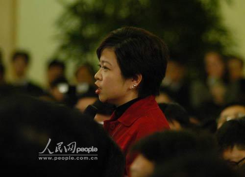 图文:台湾年代电视台记者