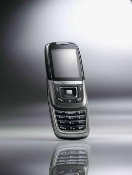 三星电子高端多媒体手机亮相CeBIT