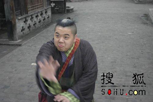 图:电视剧《八大豪侠》精彩剧照-46
