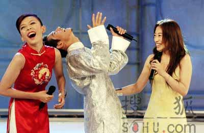 2004湖南经视明星学院-张亚飞如此大笑