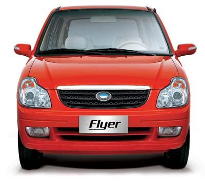 05年第一款新微轿新福莱尔 心悦 上市高清图片