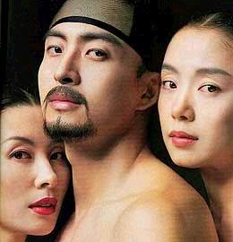 裴勇俊《丑闻》过于色情,在日本上映被删节