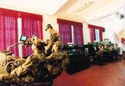 中国数字化试验部队探奇 科技神兵初露锋芒(图)