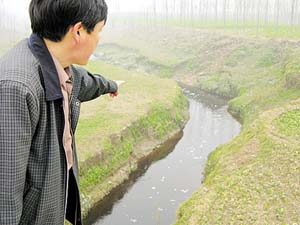 1条洪河流出8个癌症高发村 灾难来自何方?