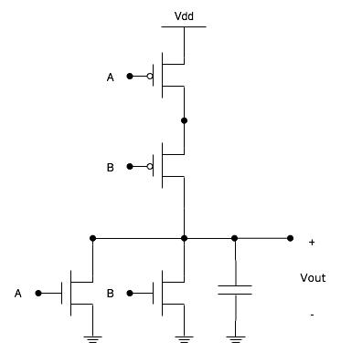 单片机 pmos 控制电路