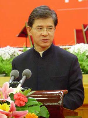 图 香港瑞安集团主席罗康瑞致辞