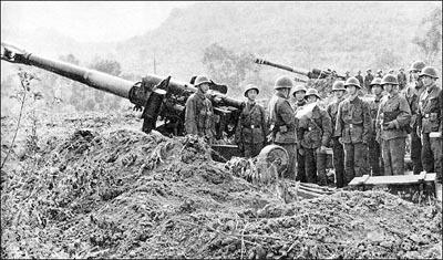 La guerra olvidada el conflicto Chino-Vietnamita
