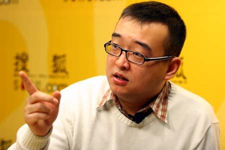 """组图:《生活》栏目主持人搜狐大讲""""真心话"""""""