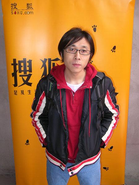 组图:中国都市民谣节开幕 张楚问候搜狐网友
