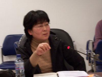 杜新力:国内法的修改要考虑与国际接轨
