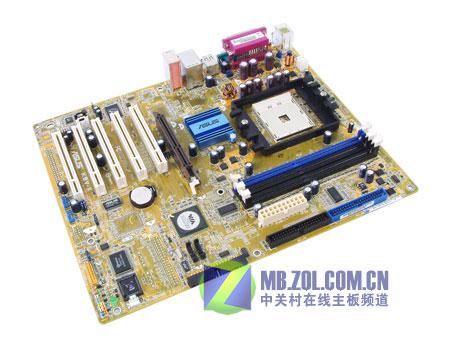 入门754平台首选 华硕k8v-x主板评测