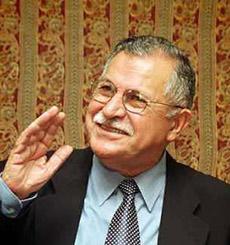 库尔德领导人塔拉巴尼当选伊总统