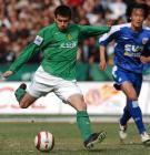 图文:北京4-0申花 耶利奇攻门首开记录