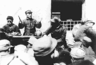 图文:解放战争时期邓小平向晋冀鲁豫野战军作报告