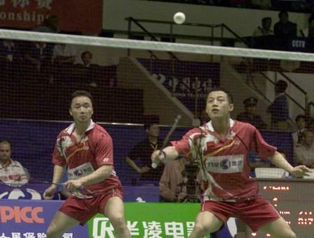 汤杯中国3 2险胜丹麦 张军 张尉不敌对手