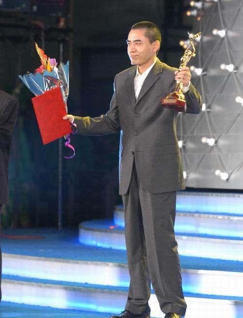 图文:金鹰节闭幕―群星闪耀的颁奖典礼-18