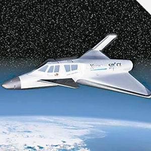 xerus可循环使用太空飞机