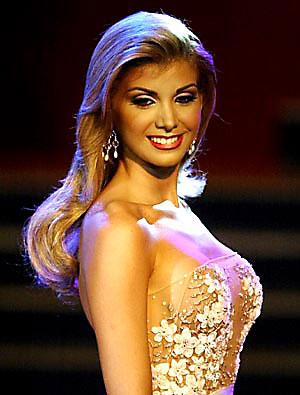 图文:2003委内瑞拉小姐选美决赛