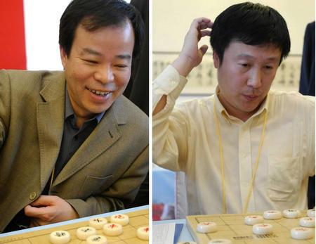 中国象棋特级大师赛开赛 赵同荣战胜陶汉明(图文)图片