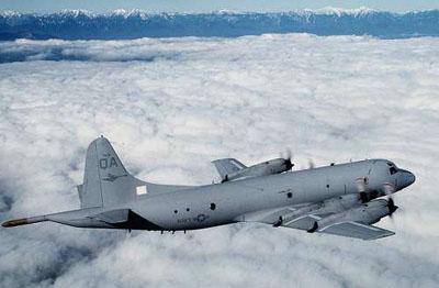 我国海军航空兵飞行员王伟-美EP 3在东海实施间谍侦察 我战机近距