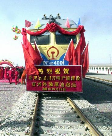新疆塔河油田110万吨产能工程建成