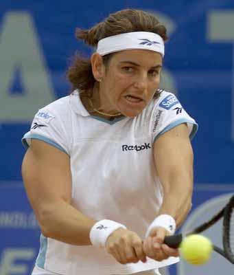罗马女子网球大师赛 桑切斯轻松过关