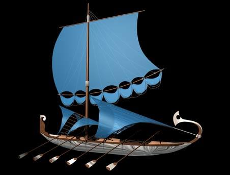 资料图片:《阿依达》舞美设计(3)-太空船