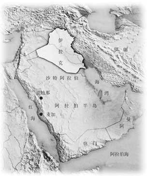 阿拉伯国家联盟 阿拉伯国家联盟地图 阿拉伯国家联盟条约