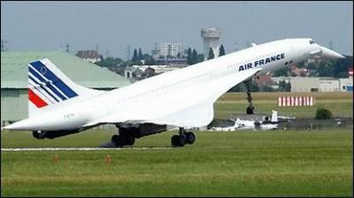 第45届巴黎航展开幕 法航协和客机告别蓝天(图)